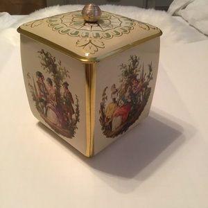 Edward Sharp & Sons Ltd. Decorative Tin